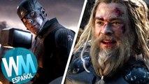 Top 10 Momentos de Avengers: Endgame