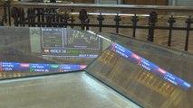 El Ibex 35 sigue los pasos de Wall Street y termina con avances del 0,22 % en los 8.695 puntos