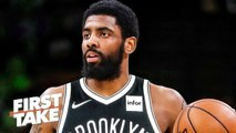 Kyrie Irving vs. the Celtics will be a spectacle – Max Kellerman _ First Take