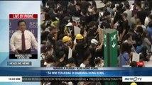KJRI Imbau WNI di Hong Kong Jauhi Pusat Terjadinya Demo