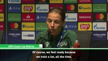 I am not afraid - Female UEFA Super Cup final referee Frappart