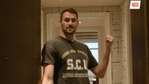 Kevin Love | Gym and Fridge