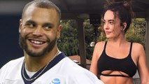 Dak Prescott's IG Model GF ADVISING Him On Contract Negotiations & Telling Him He Deserves $40m!