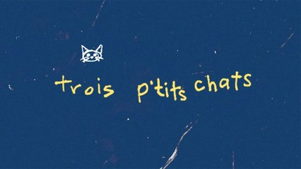 Jérôme 50 - Trois p'tits chats [Version karaoké]