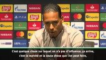 """Liverpool - Van Dijk : """"Le montant de mon transfert n'a jamais été un problème pour moi"""""""