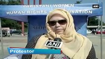 Pakistani Women Protest Against Atrocities Faced By Them