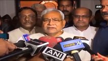 Bihar CM Nitish Kumar Discusses Border Issues With Nepal PM Dahal