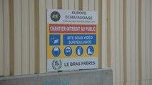 Empieza la descontaminación de plomo en Notre Dame