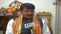 Manoj Tiwari Appointed As Delhi BJP Chief -  Amit Shah