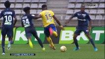 Coupe de la Ligue : Le coup de canon de Bryan Lasme !