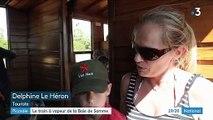 Picardie : voyage en train à vapeur dans la Baie de Somme