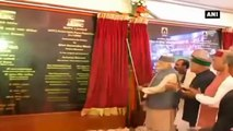 PM Modi Inaugurates Three Mega Hydro Projects