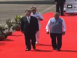 Presidents of Brazil, South Africa arrive in Dabolim city for BRICS Summit