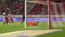 Olympiacos v Istanbul Basaksehir in second leg of UCL Qualifier