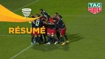 Clermont Foot - Havre AC (1-1 4 tab à 3)  - (1er tour) - Résumé - (CF63-HAC) / 2019-20