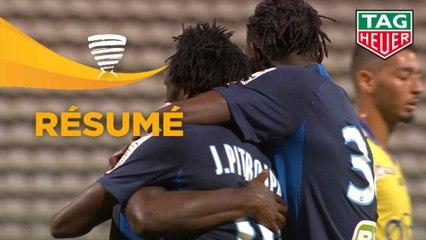 Paris FC - FC Sochaux-Montbéliard (2-1)  - (1er tour) - Résumé - (PFC-FCSM) / 2019-20