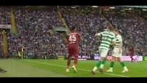 Omrani : Passe et doublé vs Celtic