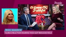 Tamra Judge Was Shocked Vicki Gunvalson Got Reduced Role and Reveals Vicki Didn't Take It Well