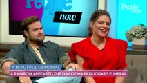 Amy Duggar King Shares the 'Beautiful' Moment from the Day of Grandma Duggar's Funeral