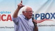 Bernie Sanders echoes Trump in Washington Post feud