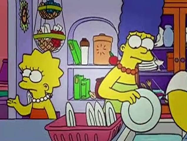 The Simpsons Season 14 Episode 18 Dude Where's My Ranch