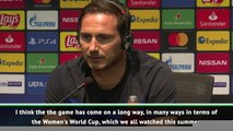 Lampard and Klopp proud of historical refereeing moment