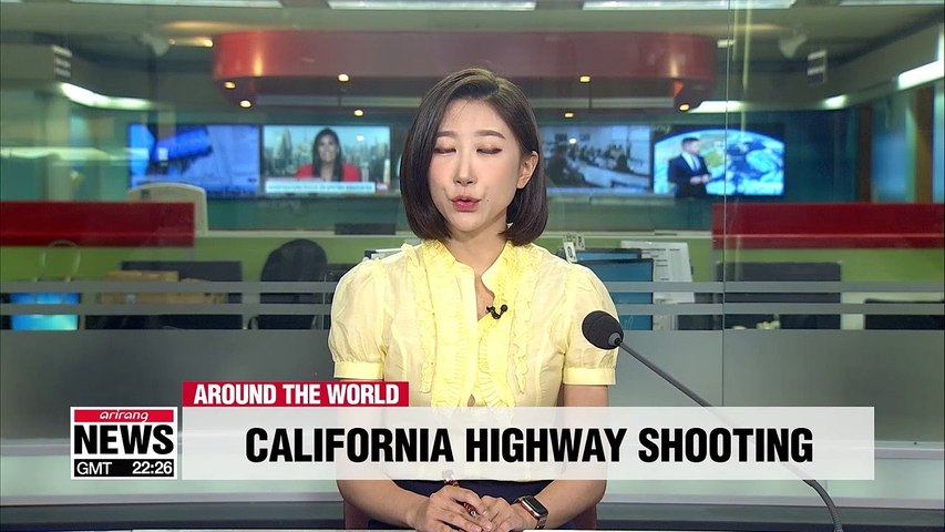 One police officer dead, 2 injured in shooting on California highway