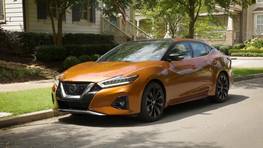 2020 Nissan Maxima Design Preview