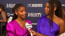 Halle Bailey Responds to 'Little Mermaid' Casting Backlash
