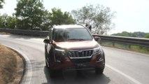 New Mahindra XUV500 Trailer
