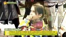 Frida Sofía revela si ha considerado tomar terapia. | Ventaneando