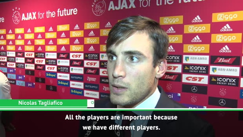 We need to move on without De Jong and De Ligt - Tagliafico