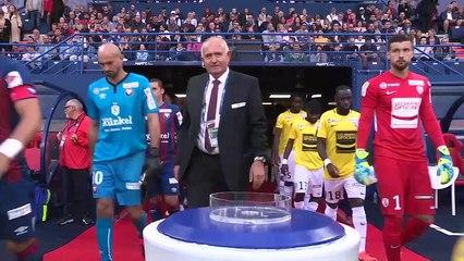 Le résumé du match SMCaen / AS Nancy Lorraine (1er tour Coupe de la Ligue BKT)