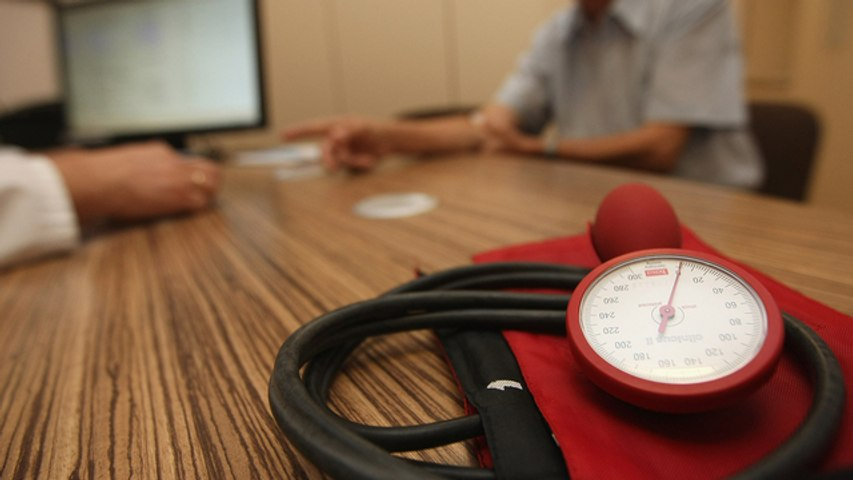 Controlling blood pressure may help ward off dementia