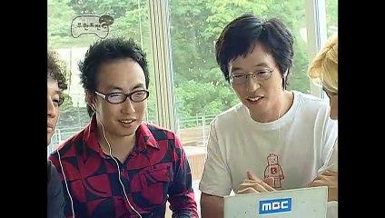"""무한도전 21회 #3 """"빨리 친해지길 바래 2탄"""" infinite challenge ep.21"""