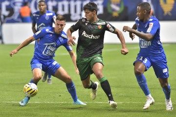 Coupe de la Ligue BKT - ESTAC 1-2 Lens ⎥Résumé du match