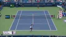 Venus Williams beats Bertens in Cincinnati thriller