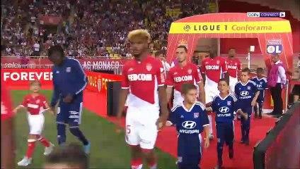 Ligue 1 19/20 Match Highlights: Monaco 0:3  Lyon