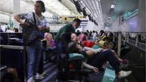Hong Kong Airport Reopens After Protests