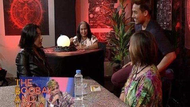 TBATS: Ken Chan at Rita Daniela, nag-prank ng manghuhula!