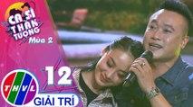 THVL   Ca sĩ thần tượng 2019 - Tập 12[3]: Vẫn nhớ, chia xa – Đào Quang Anh