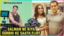 Salman Khan FLIRTS With Naagin 3 Actress Surbhi Jyoti | Bigg Boss 13 FIRST Promo