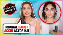 Sonam Arora PRAISES Mrunal Thakur For Her Bollywood Debut | EXCLUSIVE Interview