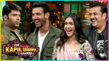 John Abraham And Kapil Sharma MAKE FUN Of Archana Puran Singh | The Kapil Sharma Show 2019