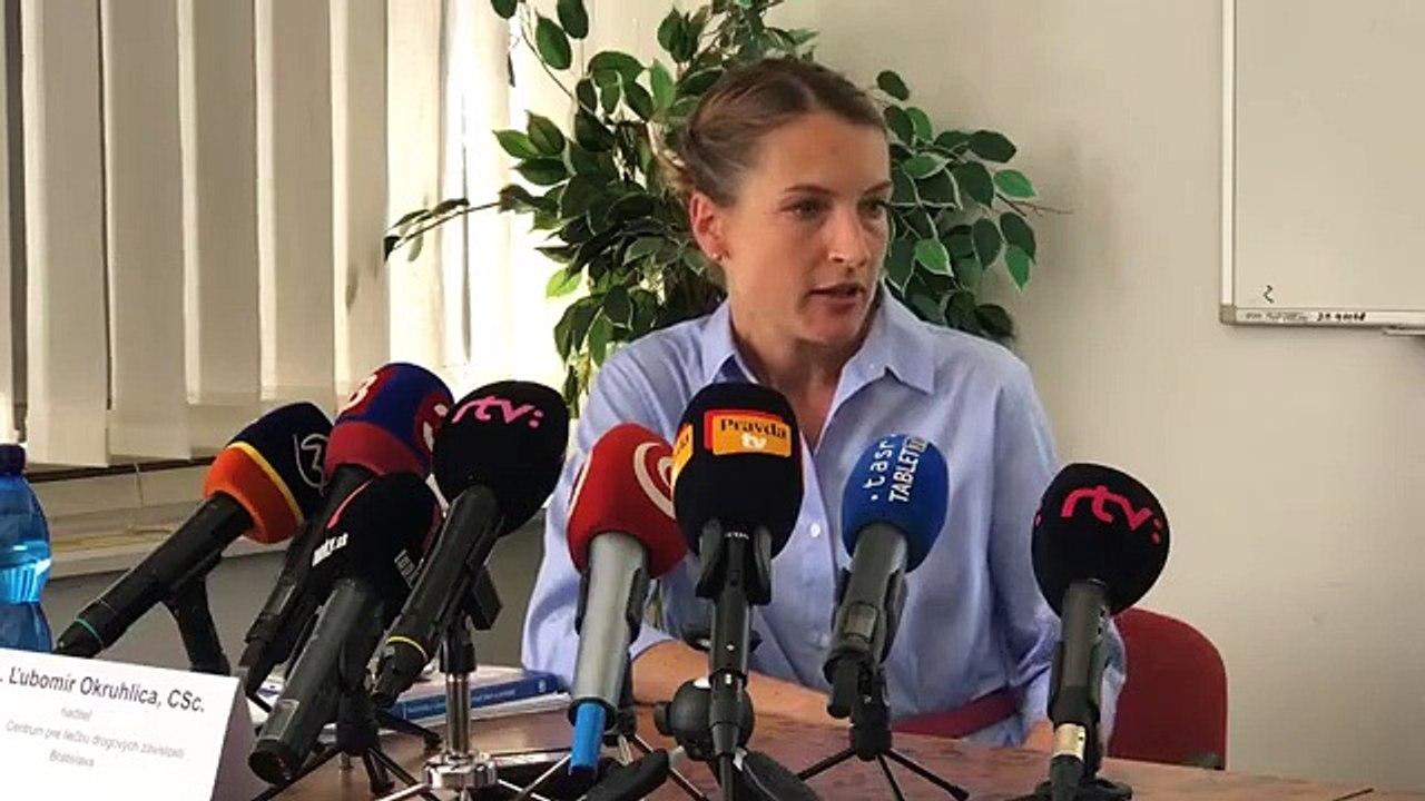ZÁZNAM: TK Centra pre liečbu drogových závislostí v Bratislave