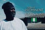 Son of Prominent Journalist Trailer (2020) Documentary Movie