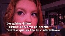 Josephine Gillan (Game of Thrones) veut sauver sa fille kidnappée par les services sociaux israéliens