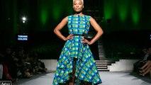 African designers showcase brands at African Fashion Week London