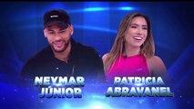 Chamada Programa Silvio Santos - Neymar Jr x Patrícia Abravanel no Jogo das Três Pistas (21/07/2019) | SBT 2019