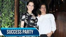 Kangana Ranaut At The Success Party Of Judgementall Hai Kya